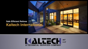 Kaltech International, Mining Services, Mill Relining,